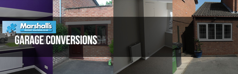 Marshall s property solutions garage conversions
